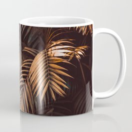 Cinnamon Stick Palms Coffee Mug