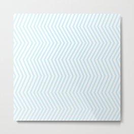 KAYA ((baby blue)) Metal Print