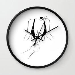 Go here Wall Clock