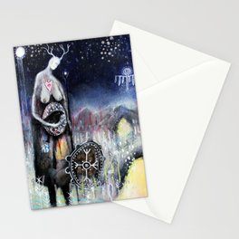 Haligarth - A Sacred Place Stationery Cards