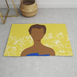 Cultivated and Zesty No 06 Rug