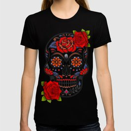 Skull Day of Dead T-shirt