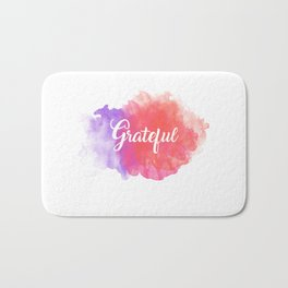 Grateful Bath Mat