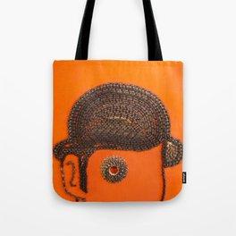 002: Clockwork Orange - 100 Hoopties Tote Bag