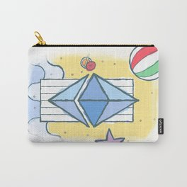 ETH #worthit Carry-All Pouch