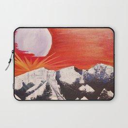 Moon Mountain Laptop Sleeve