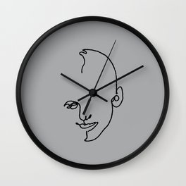 The Son one-liner Wall Clock