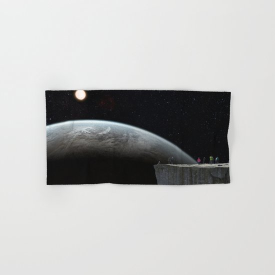 Galactic Adventure Hand & Bath Towel