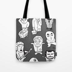 everyday heroes   version Tote Bag