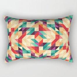 Infiltrate I Rectangular Pillow