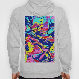 Pop and Abstract Hoody