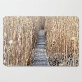 Through the reed Cutting Board