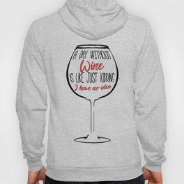 QUEEN OF WINE WINE GLASS WINE LOVER GIFT Hoody