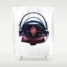 Radiohead Shower Curtain
