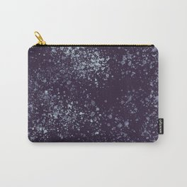 Abstract Winter 2 Carry-All Pouch