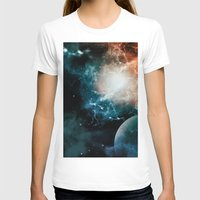 universe T-shirts featuring Universe by nicky2342
