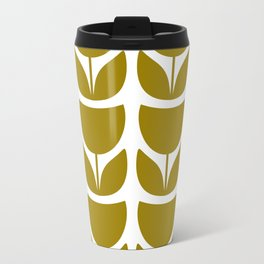 Retro Tulipa 1 Travel Mug