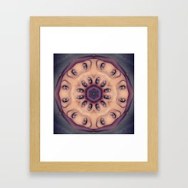 No One Is Watching Framed Art Print