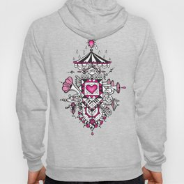 LOVE grows calliope Hoody