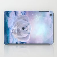 mandie manzano iPad Cases featuring Power Is No Blessing In Itself (Be COOL - Protect the Planet)  by soaring anchor designs