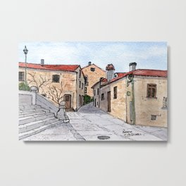 Village in Portugal Metal Print