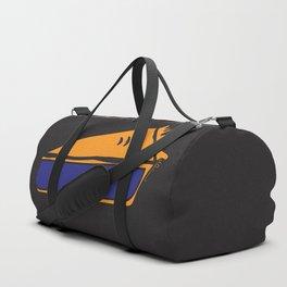 3 Pies - Original/Black Duffle Bag
