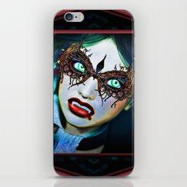 Vampire Masquerade iPhone Skin