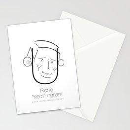 Richie 'Kern'-ingham Stationery Cards