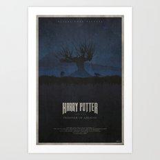 The Prisoner of Azkaban Art Print