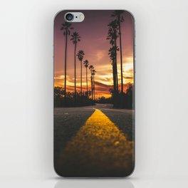 California Dreamin' iPhone Skin
