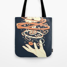 time controller Tote Bag
