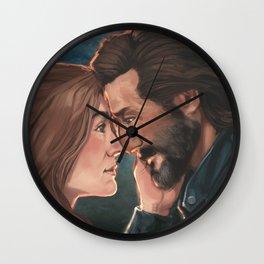 Kabby Wall Clock