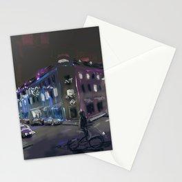 Jul på Bruunsgade Stationery Cards
