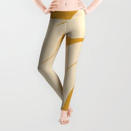 Abstract Nude Art 2 Leggings