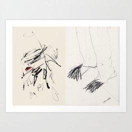 Fashion Objects: A Diptcyh Art Print
