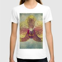 orchid T-shirts featuring Orchid  by Honey Malek