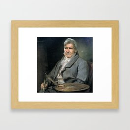 Goya Solo Framed Art Print