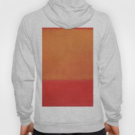1954 Ochre Red on Red by Mark Rothko HD Hoody