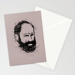 Monte Melkonian Stationery Cards