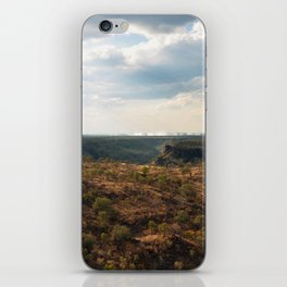 Mist of Victoria Falls. iPhone Skin