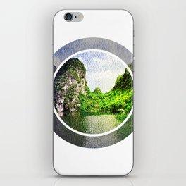 Trang An Ninh Binh Vietnam Landscape iPhone Skin