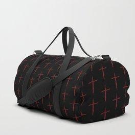 Rugged Cross Duffle Bag