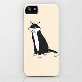 Sylvester iPhone Case