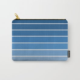 Gradient Arch - Blue Tones Carry-All Pouch