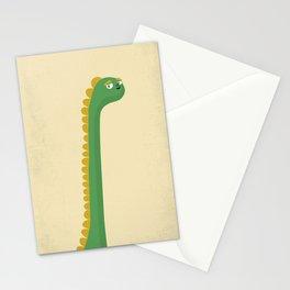 Cute Dinosaur Stationery Cards