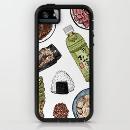 Favourite Japanese Foods 2 iPhone Case