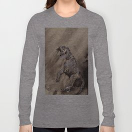 Heart of the Tiger Long Sleeve T-shirt