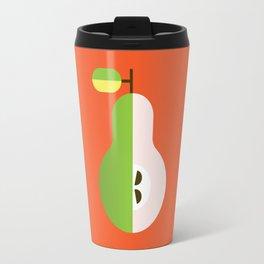 Fruit: Pear Travel Mug