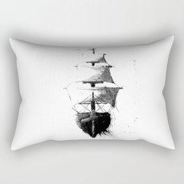 HMS Terror Rectangular Pillow