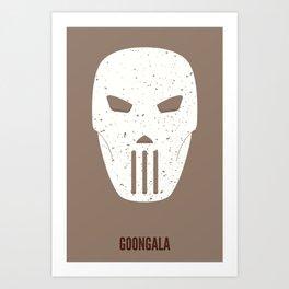 Casey Jones - Goongala Art Print
